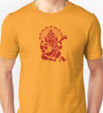 Ganesh plugged in Unisex T-Shirt