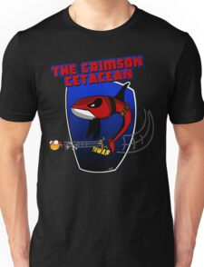The Crimson Cetacean T-Shirt