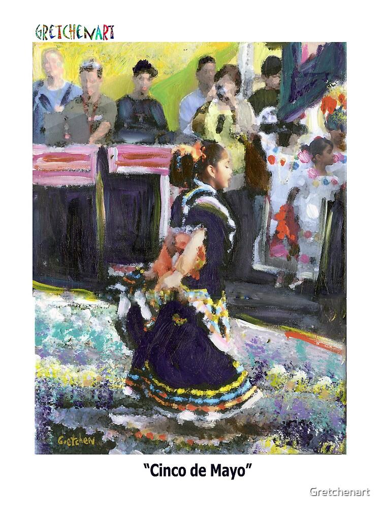 "GretchenArt ""Cinco de Mayo"" by Gretchenart"
