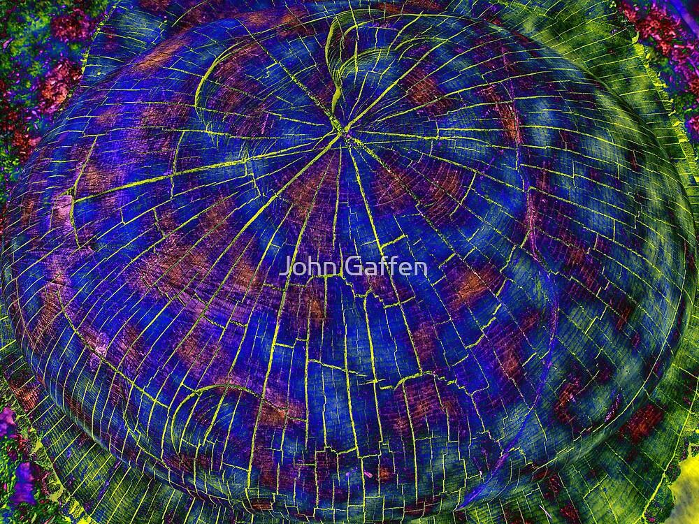 Time Bubble by John Gaffen