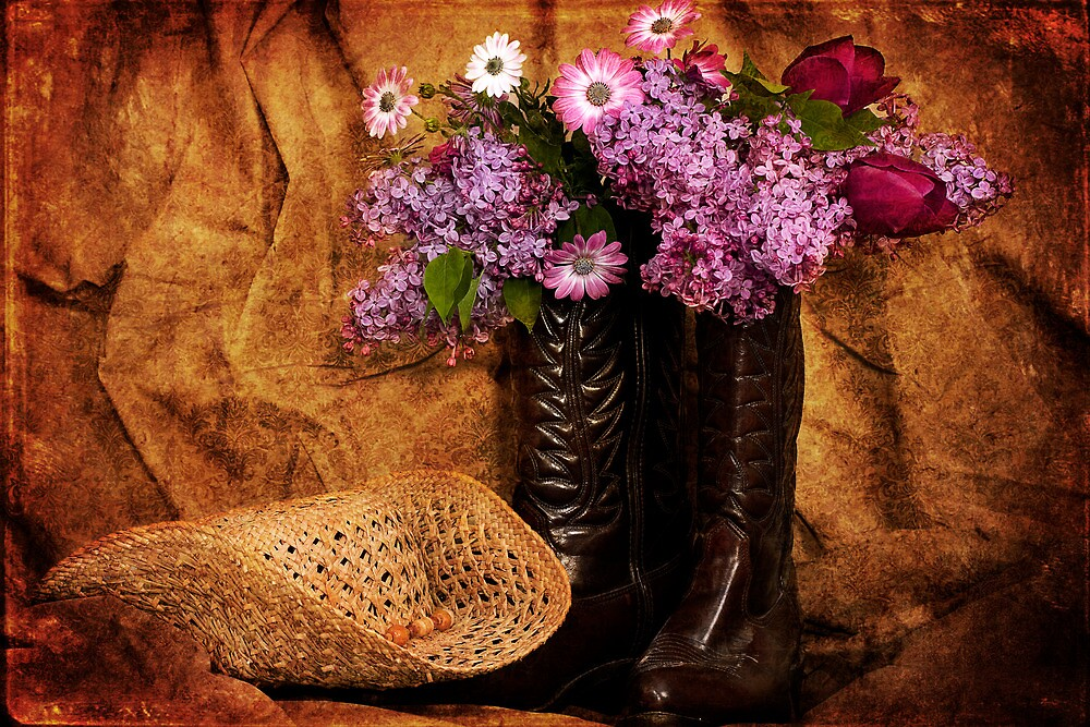 Country Bliss by Trudy Wilkerson