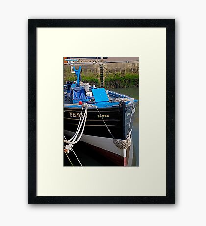 Reaper and Ropes Framed Print