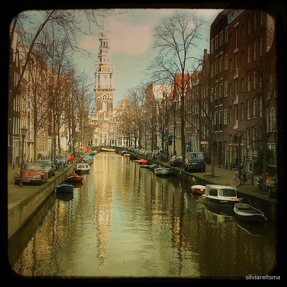 The Zuiderkerk at Amsterdam by silviareitsma