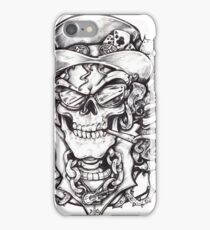 Guns n roses Slash  iPhone Case/Skin
