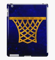 Basketball Hoop iPad Case/Skin