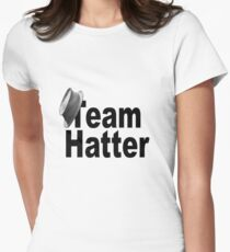 Team Hatter 2 Womens Fitted T-Shirt