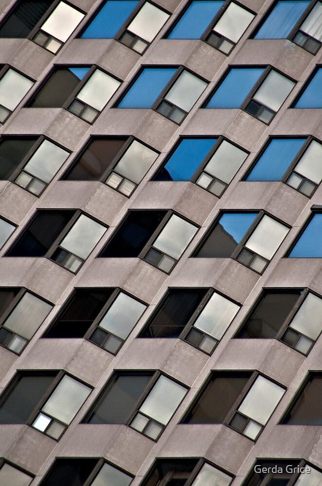 Window Patterns by Gerda Grice
