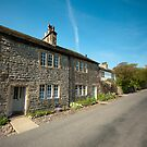 Downham Cottages by John Hare