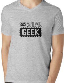 I Speak Geek T-Shirt