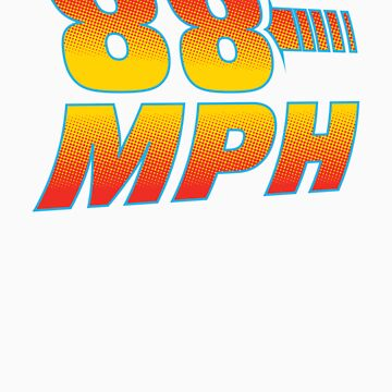 88MPH by shirtoid