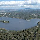 Canberra, ACT, Australia - a panorama by Adrian Paul