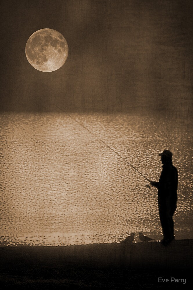 The Fisherman by Eve Parry