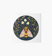Harvester of gold Art Board Print