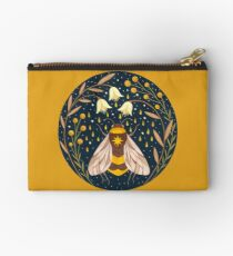 Harvester of gold Zipper Pouch