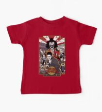 The Last Dragon Glow Poster Shirt Baby Tee