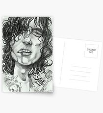 'Page' caricature art by Sheik Postcards