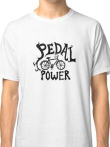 Pedal Power Classic T-Shirt