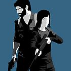 The Last of Us  by OutlineArt