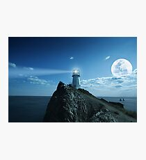 Lighthouse Photographic Print