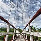 Suspended bridge by MotHaiBaPhoto Dmitry & Olga