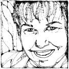 AuntDot has been Scribbled! by Susana Weber