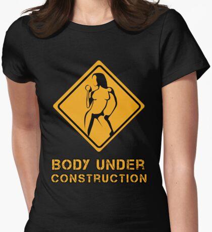 Body Under Construction 2 T-Shirt