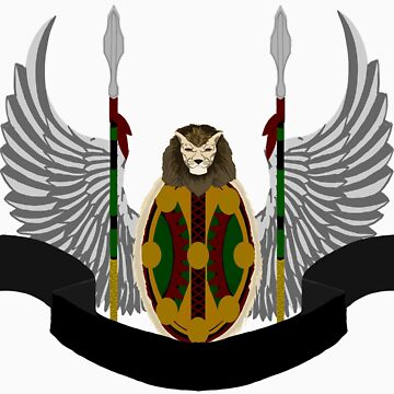 Jikoba Legacy Crest secondary by Euvari