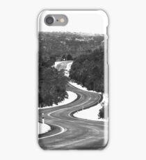 ~ Black & White & Windy ~ iPhone Case/Skin