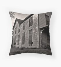 Abandoned No.1 Throw Pillow