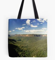 Govett's Leap, Blue Mountains, NSW.  Tote Bag