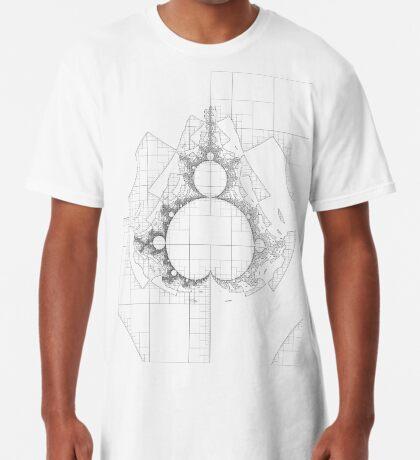 Mandelbrot IV Long T-Shirt