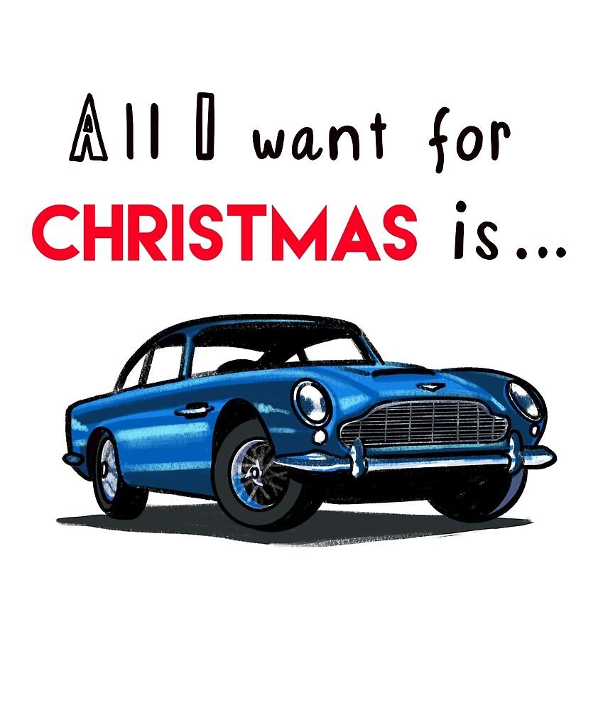 Aston Martin blue by Quick2Draw