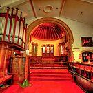 St Chad's Poulton Le Fylde by John Hare