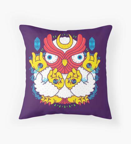 Oyasumi Throw Pillow