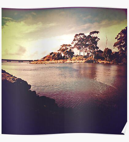 Cam River, Tasmania Poster