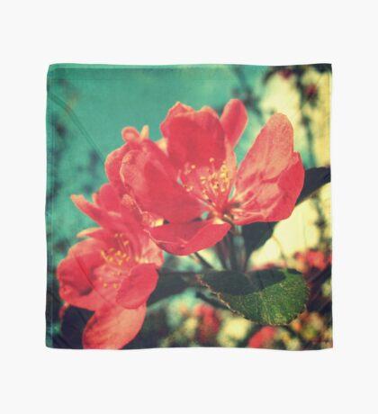 Retro Blossom Scarf