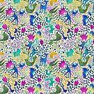 Jewel tone design by Gaia Marfurt