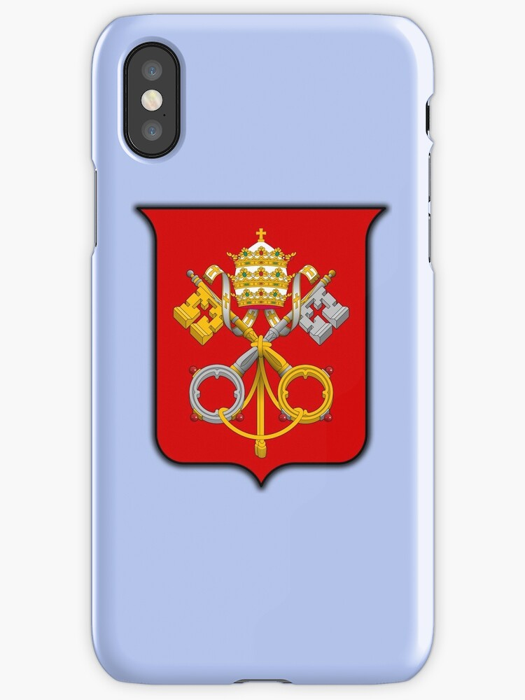 Papal Coat of Arms for Pope Francis (large) by Celebrating Designs