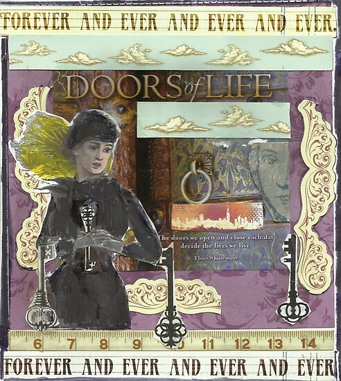 Door(s) Of Life by RobynLee