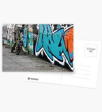 StreetLife Postcards