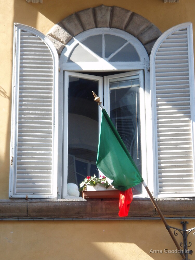 150 years of Italian unification by Anna Goodchild