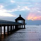 the light at the end of the pier  by leapdaybride