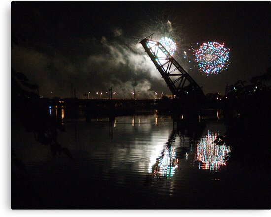 Fireworks by Barry Doherty