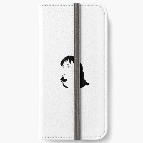 Triptych right face (iPhone 6 wallet) iPhone Wallet