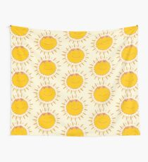 A Sunny Disposition Wall Tapestry
