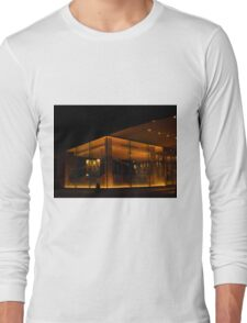 Relaxation at the Salthouse Harbour Hotel Long Sleeve T-Shirt