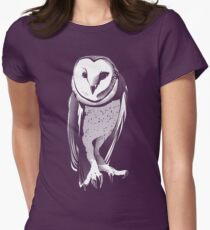 Just Owl Women's Fitted T-Shirt