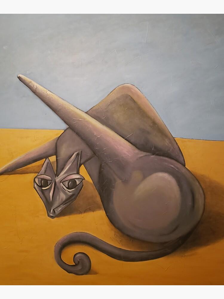 Cat Bath by rseebach