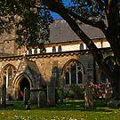 Sidmouth Parish Church by moor2sea