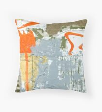 boffins box three Throw Pillow